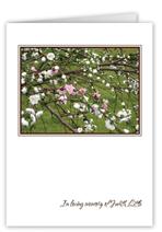 natures comfort sympathy card