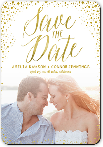 Fond Forever Save The Date