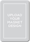 upload your own design bridal shower invitation stationerymagnet