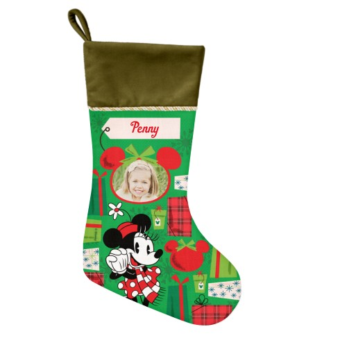 Disney Minnie Mouse Gifts Christmas Stocking