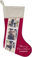 gallery of three filmstrip christmas stocking