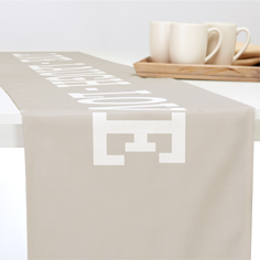 In Your Words Sentiment. Table Runner