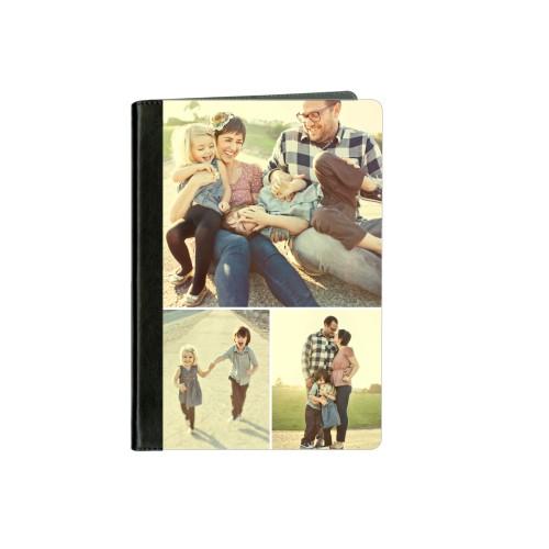 Gallery of Three ipad Case, Black, iPad mini, mini 2, Multicolor
