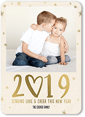 new year cards new year photo cards tiny prints