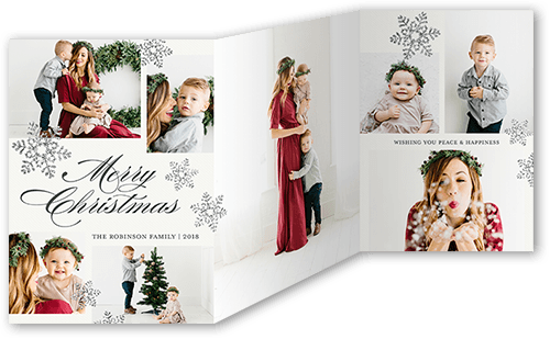 Glorious Merriment Gallery Holiday Card