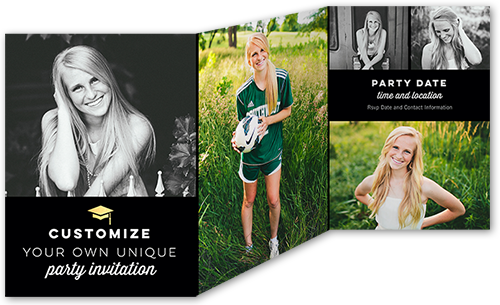 Graduation invitation templates shutterfly custom celebration graduation invitation filmwisefo Choice Image