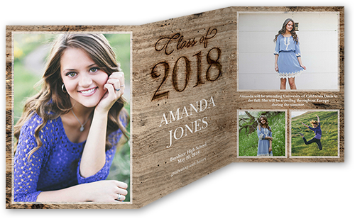 Accepted Grad Graduation Announcement
