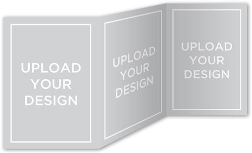 Upload Your Own Design Valentine's Card, Square