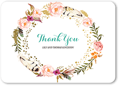 Wedding Thank You Cards Shutterfly