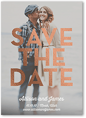 lovely date save the date
