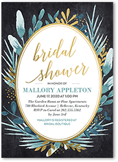 bridal shower invitations wedding shower invitations shutterfly
