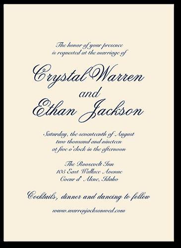 Spanish wedding invitations invitaciones de boda fiesta wedding minimal script wedding invitation stopboris Image collections