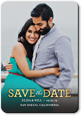 Save The Date Magnets Shutterfly - Save the date magnet templates
