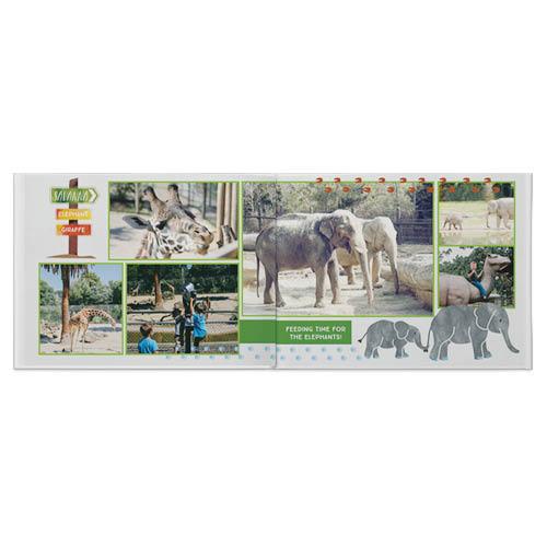 animal adventures photo book