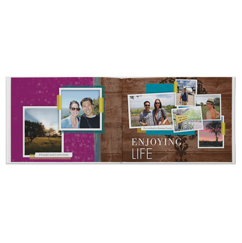 colorful moments photo book