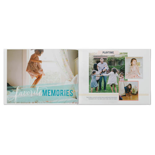 everyday watercolor photo book