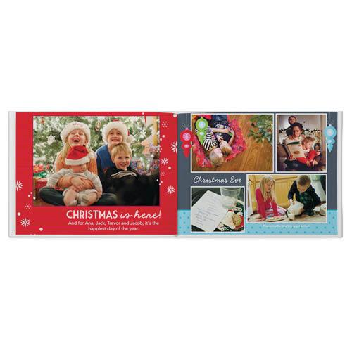 holiday memories photo book