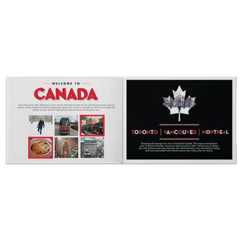 o canada photo book