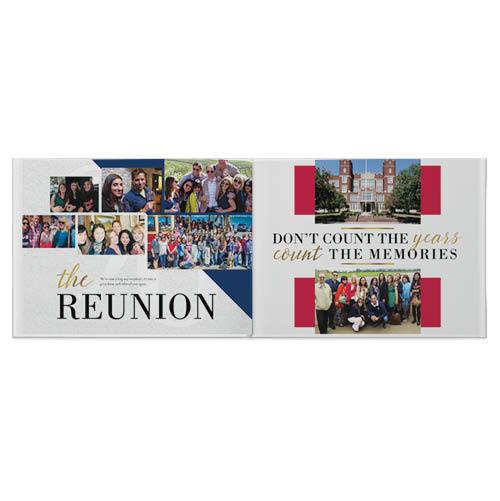 reunion photo book