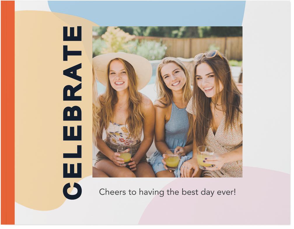 modern celebrations photo book