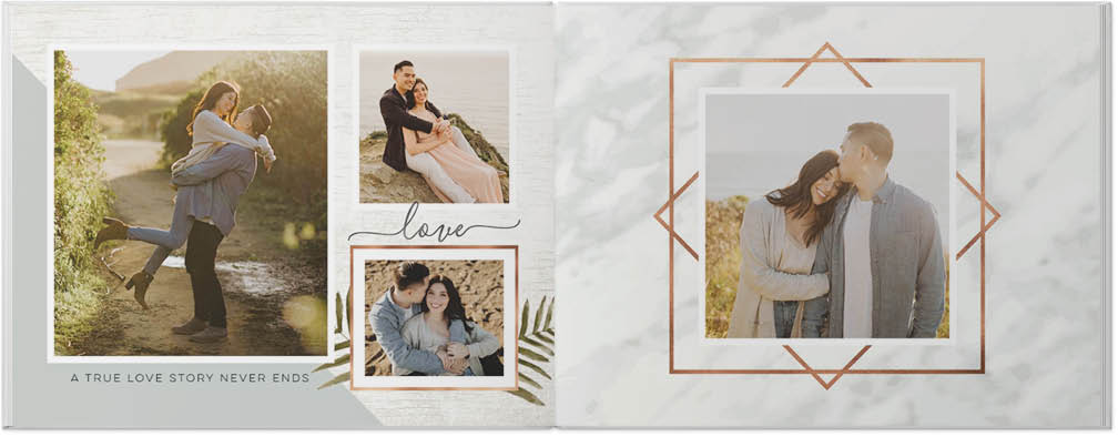 forever love by with merriment photo book