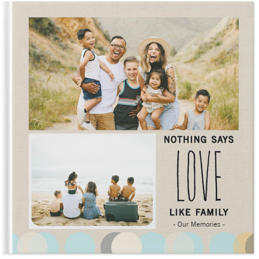 family favorites by lure design photo book