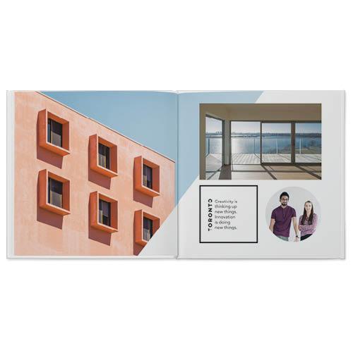 modern gallery photo book