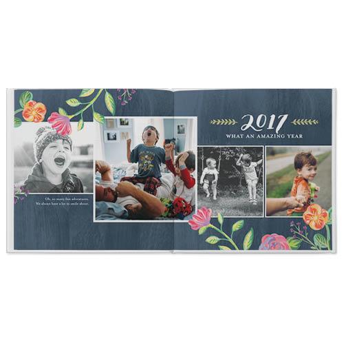 painted seasons photo book