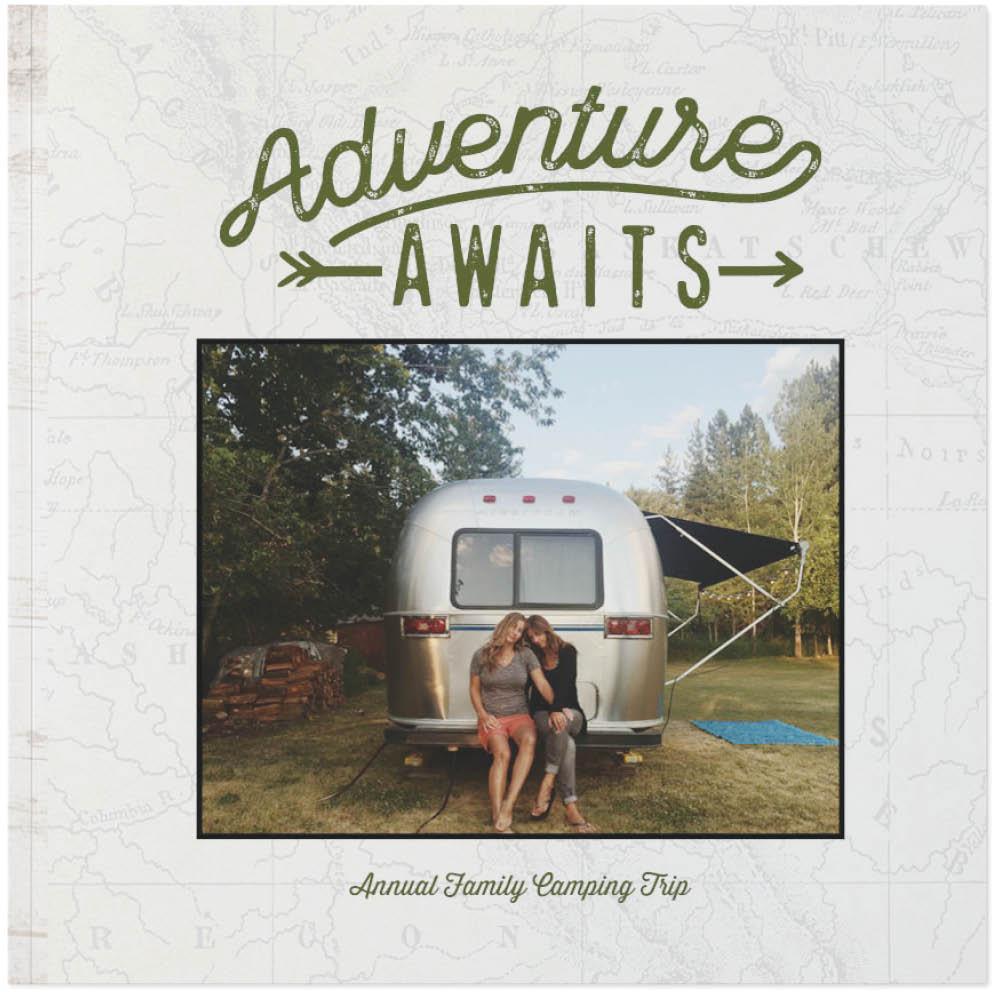 outdoor adventures by sarah hawkins designs photo book